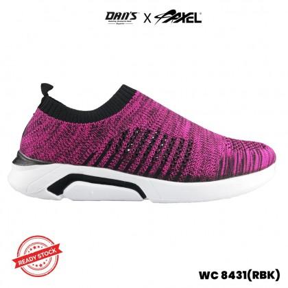 DANS x AXEL Women Lifestyle Shoes - RBK/BGR/GBK WC-8431 (AA4+BB4)