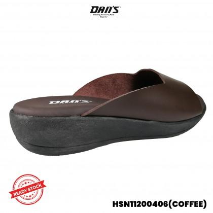DANS Ladies Comfort Shoes- Black/Coffee HSN11200406()