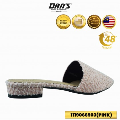 DANS Ladies Heels Shoes - Pink 1119066903 (W4)