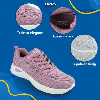 BUM Equipment Ladies Sport Shoes Sneakers - Fuchsia/Pink/Purple B69083/B69084/B69085 (WH))